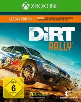 DiRT Rally - Legend Edition - 1
