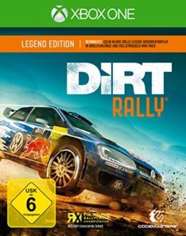 DiRT Rally - Legend Edition - 1