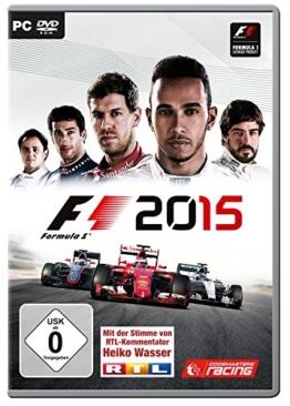 F1 2015 - [PC] - 1