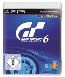 Gran Turismo 6 - Standard Edition - [PlayStation 3] - 1