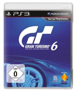 Gran Turismo 6 - Standard Edition - [PlayStation 3] - 1