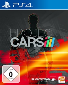 Project CARS - [Playstation 4] - 1