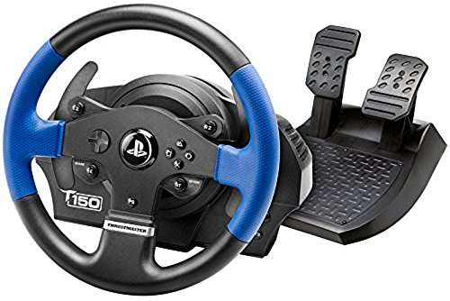 thrustmaster t150 f r pc und ps3 ps4 kaufberatung. Black Bedroom Furniture Sets. Home Design Ideas
